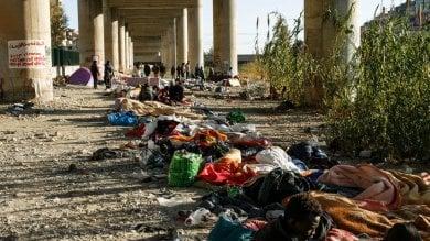 Ventimiglia, confine senza diritti:   Video   migranti in condizioni disumane  ed espulsione illegittime di minori