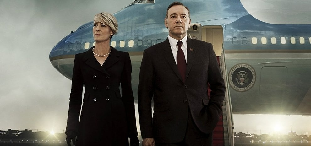 House of Cards, è il turno di Claire Underwood: la serie si chiude senza Kevin Spacey