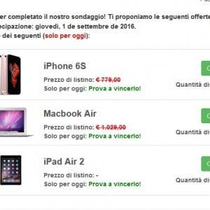 """""""Puoi vincere un iPhone8"""": la truffa 'dedicata' agli utenti Firefox"""