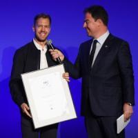 Anche la F1 ha la sua Hall of fame. Vettel: