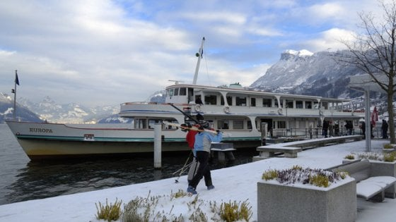 Inverno in Svizzera, paradiso per gli sciatori