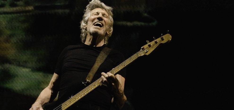 Roger Waters il 14 luglio in concerto al Circo Massimo