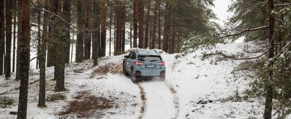 Subaru XV, il Suv compatto che mancava
