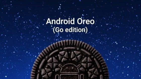 Google lancia Android Oreo Go per i telefoni meno potenti
