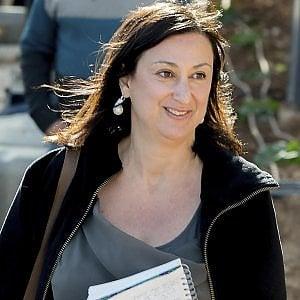 Omicidio di Caruana Galizia, il cerchio si stringe: formalizzate le accuse per tre dei fermati