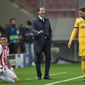 """Juventus, Allegri: """"Dovevamo chiuderla prima"""""""