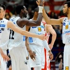 Basket Eurocup, Trento piega  San Pietroburgo. Champions, Capo d'Orlando ko in casa