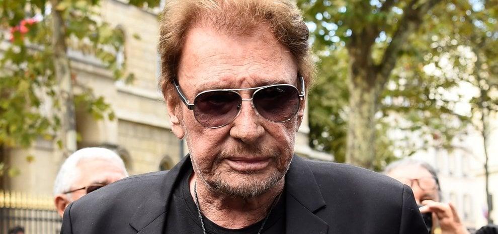 È morto Johnny Hallyday, addio all'icona della musica francese