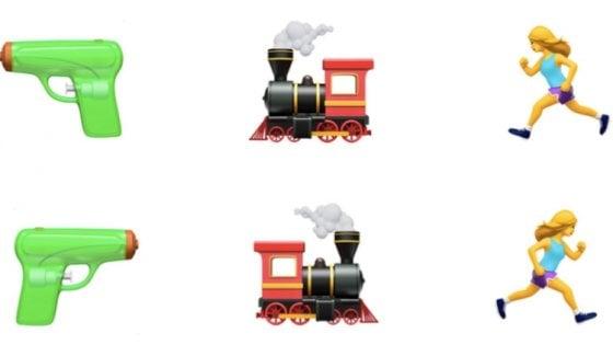Le emoji cambieranno direzione