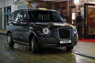Il London taxi è elettrico