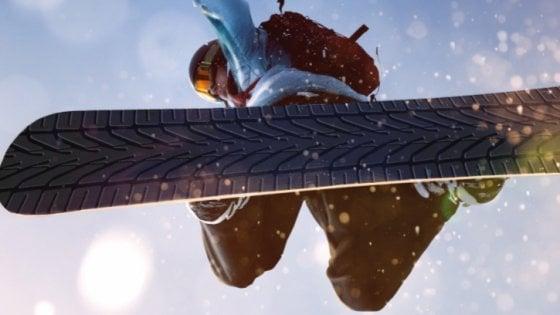 Idea Bridgestone, skipass gratis per andare sulla neve