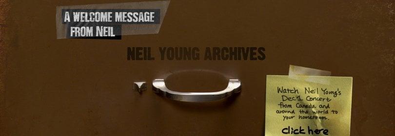 Neil Young, c'è un mago dietro l'immenso archivio
