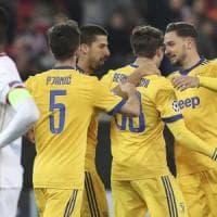 Juventus, zero gol e la svolta di Allegri: