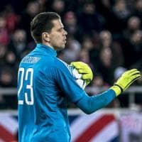 Juventus, Szczesny tra Inter e sorteggio: ''Non temiamo nessuno''