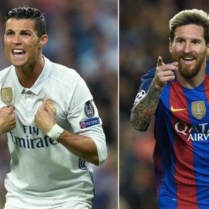 Pallone d'Oro, la grande attesa: Cristiano Ronaldo tenta l'aggancio a Messi