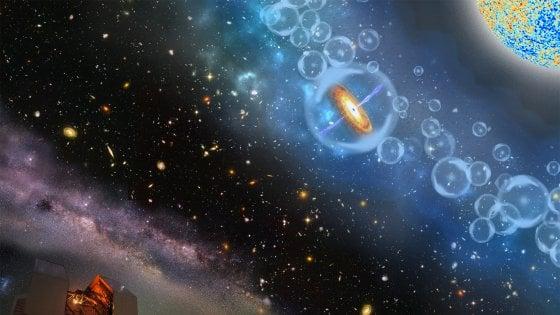 Image result for un nuovo universo scoperto
