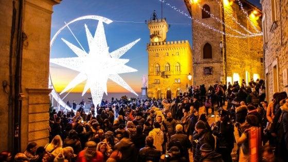 Buon Natale San Marino... e buon compleanno