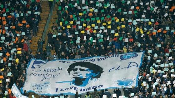 Da Maradona a Cruijff, quando le bandiere diventano scomode