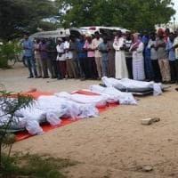 Somalia, strage in una fattoria di agricoltori scambiata per un campo di