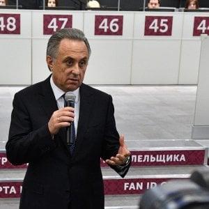 """Russia esclusa dai Giochi, Mutko: """"Pronto a dimettermi"""""""