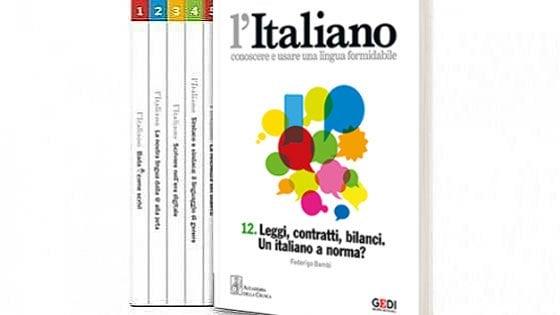 Leggi, contratti, bilanci. Un italiano a norma?