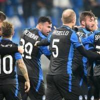 Europa League, Atalanta-Lione 1-0: Petagna regala il primo posto  ai nerazzurri
