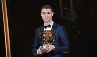 Pallone d'Oro 2017, vince Cristiano Ronaldo, poi Messi e Neymar. Buffon chiude al 4° posto