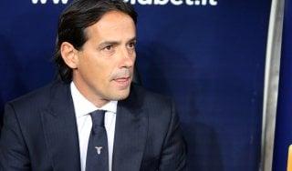 """Lazio, Inzaghi: """"Non mi piace perdere ma ho avuto le risposte che volevo. Bene Anderson"""""""