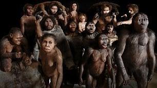"""Così """"Homo sapiens"""" è uscito dal gruppo"""