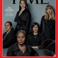 Quel gomito coraggioso sulla copertina di Time: le 'Silence Breaker' sono sei