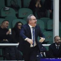 Basket, Avellino in quota. Sacripanti: ''Solo il lavoro fa crescere''