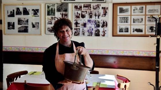 La cucina milanese trova casa in periferia. Con un gusto anni 60
