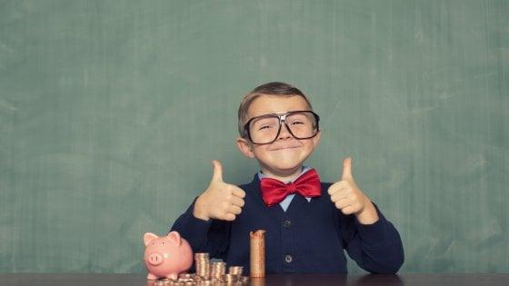 """""""Già a 10 mesi i bambini sono degli economisti perfetti"""""""