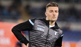 Lazio, si riaccendono le luci su Milinkovic-Savic. L'agente: ''Ma ora è presto per parlare di mercato''