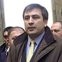 Kiev, arrestato dalle forze di sicurezza l'ex presidente georgiano Saakashvili