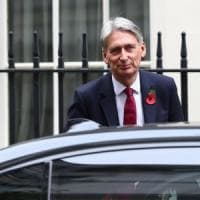 Gb, il ministro Hammond: