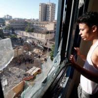 Gaza, due morti in bombardamenti contro Hamas
