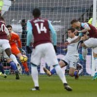 Inghilterra, Arnautovic stende Conte: Chelsea cade con il West Ham