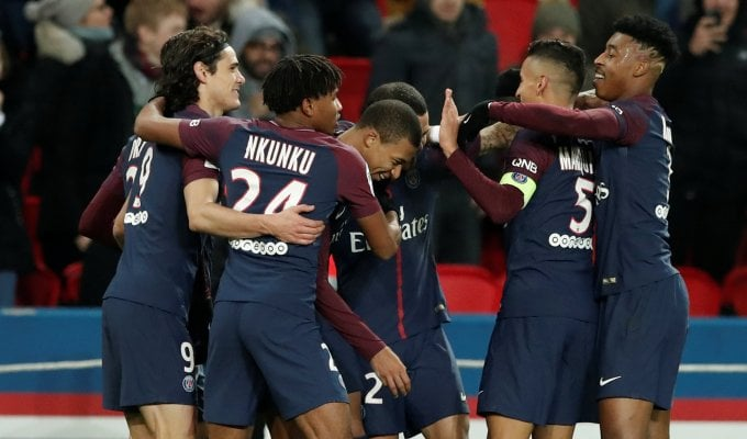 Francia: il Psg torna a vincere, Lilla battuto per 3-1