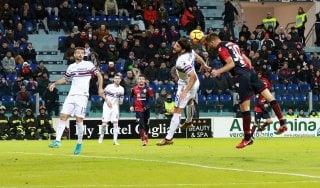 Cagliari-Sampdoria 2-2: Quagliarella non basta, i sardi rimontano nella ripresa