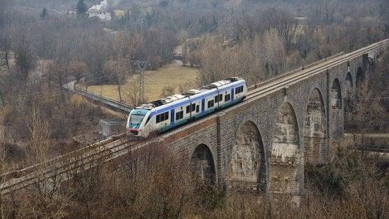 Friuli. Il ritorno della Ferrovia Pedemontana
