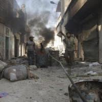 Siria, 137 bambini di età compresa fra i 7 mesi e i 17 anni dovrebbero essere evacuati da Ghouta Est