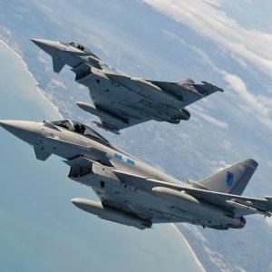Leonardo, dal Qatar nuova commessa per gli Eurofighter