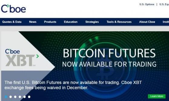 Il Bitcoin diventa grande: parte il future sulla criptovaluta, che torna sopra 18 mila dollari