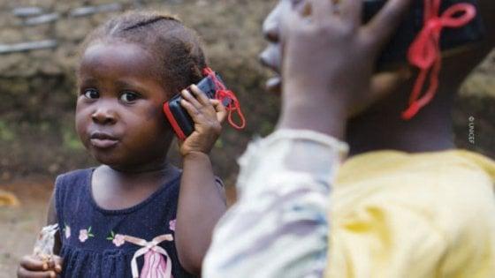 Unicef: 53% dei bimbi abusati ha meno di 10 anni