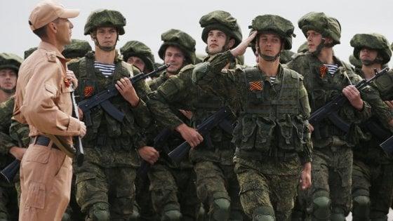 La Russia ritira le proprie truppe dalla Siria