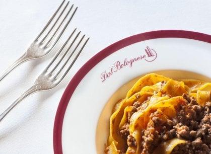 Il tempio della cucina borghese si rinnova: la (moderata) svolta contemporanea del Bolognese