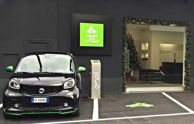 A Napoli un nuovo polo per la smart mobility