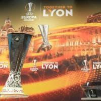 Europa League, sorteggio sedicesimi: Borussia Dortmund-Atalanta, Lazio-Steaua,