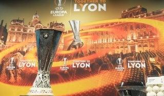 Europa League, sorteggio sedicesimi: Borussia Dortmund-Atalanta, Lazio-Steaua, Napoli-Lipsia e Milan-Ludogorets